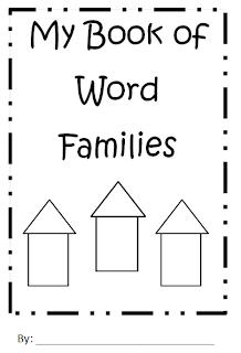 Kinderaffe Kindergarten: Word Family Freebie