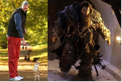 Tallest actor who played giant Mag the Mighty in Game of Thrones, dies of heart failure, aged 36 . .