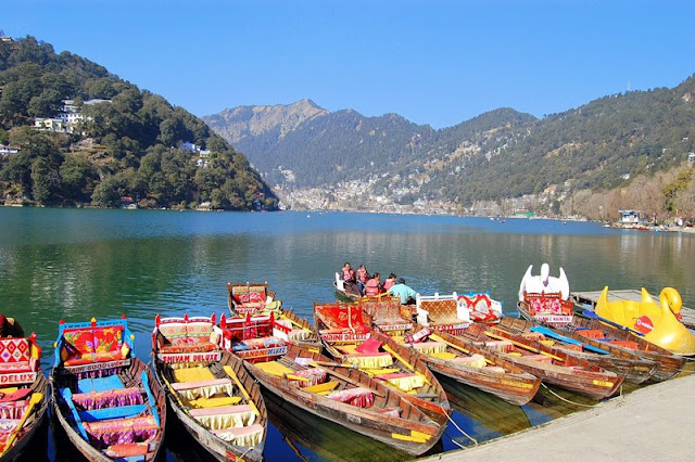 The Placid Colours Of Naninital, Uttarakhand
