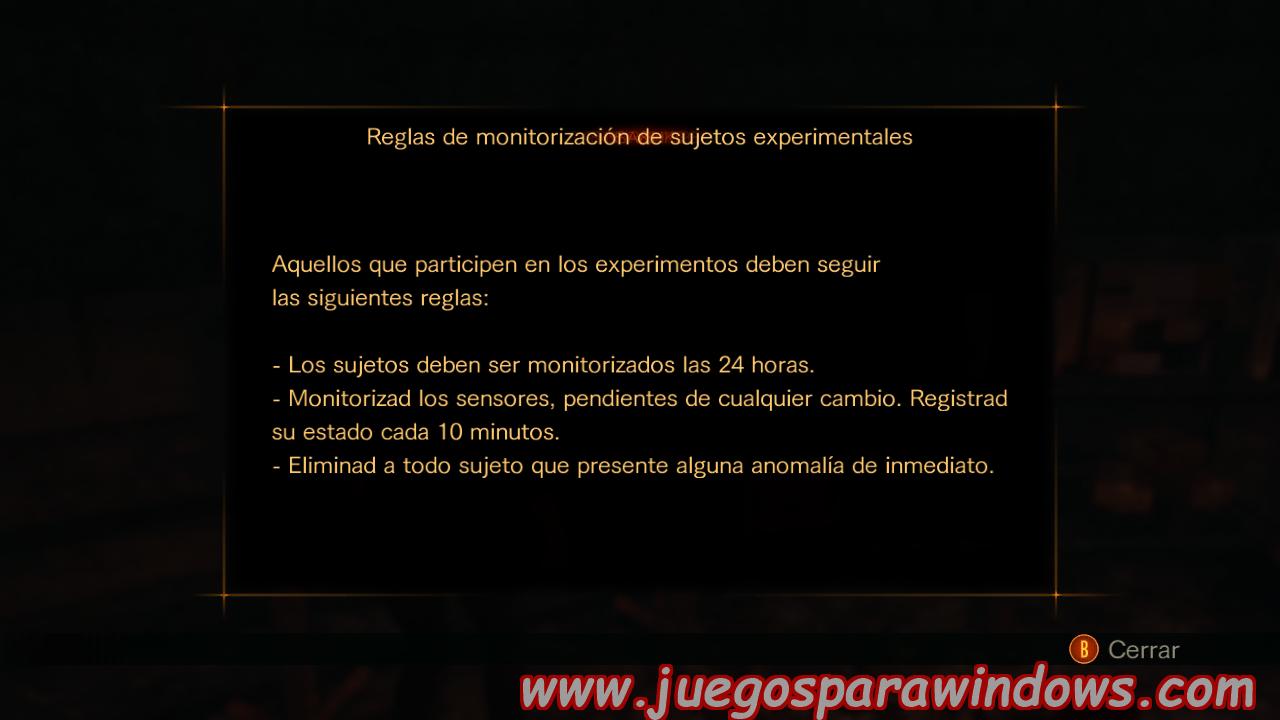 Resident Evil Revelations 2 ESPAÑOL XBOX 360 (Region FREE) (iMARS) 10