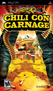 Download Chili Con Carnage PSP ISO Free