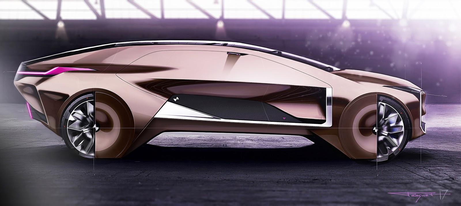 Bmw X8 Gran Coupe Luxury Vision By Julien Fesquet Motivezine