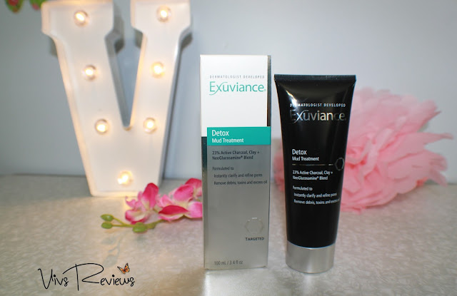 Exuviance Detox Mud Treatment Review