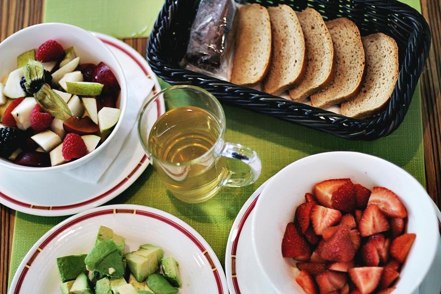 glutenfree vegan breakfast hilton luxembourg