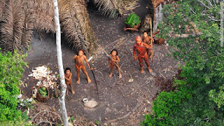 Ancient Peruvian Tribe Driven to Brazil by Illegal Loggers