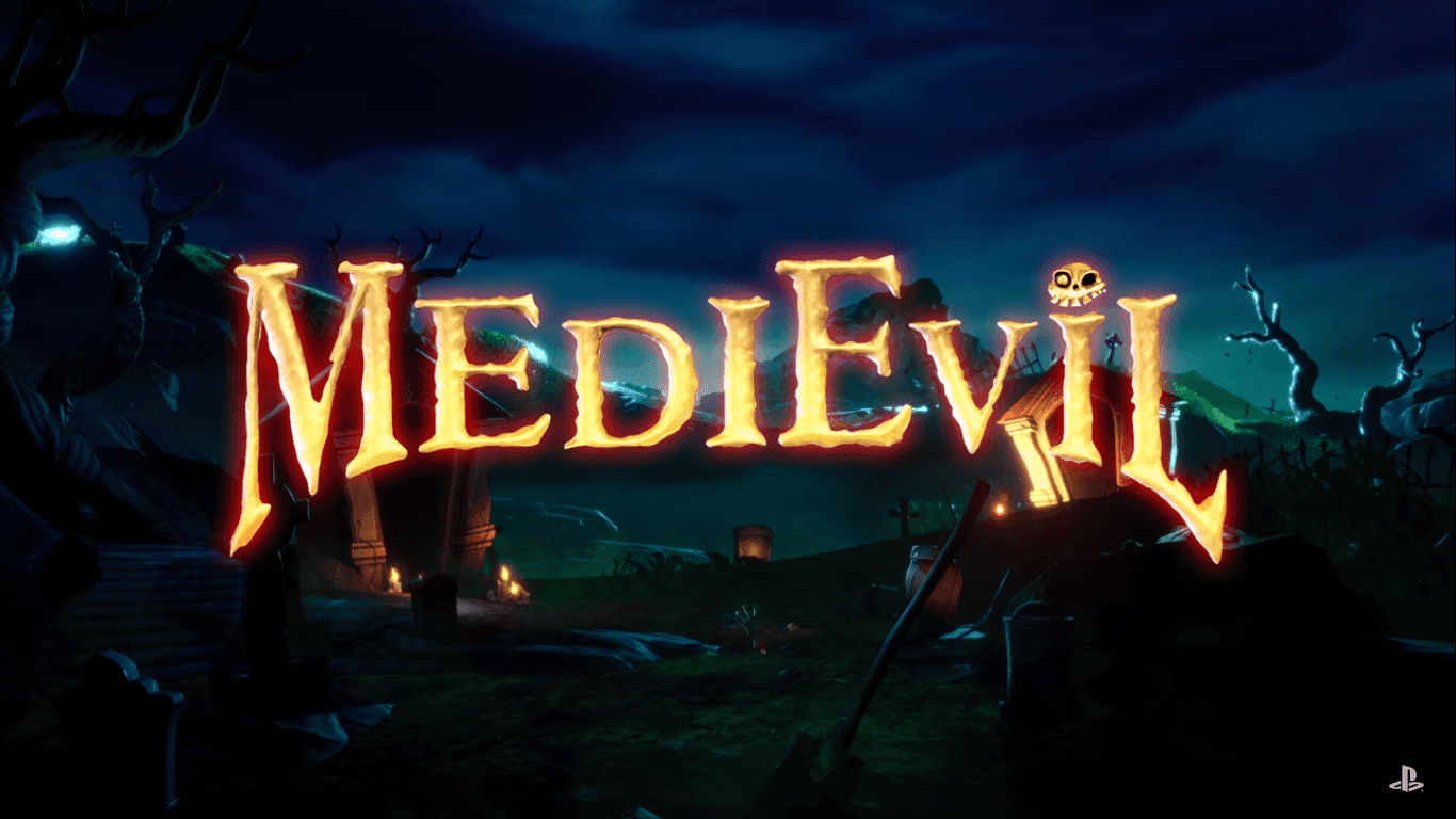 MediEvil PS4 Remake Trailer Sir Dan Gets An Impressively High-Tech Makeover
