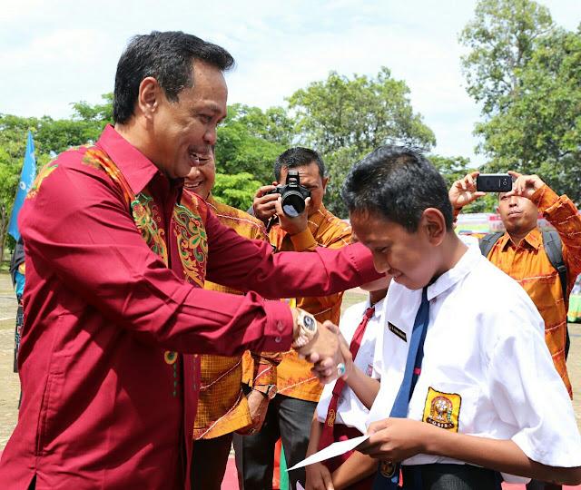 Rudy Resnawan Bangga Prestasi Kabupaten Tapin