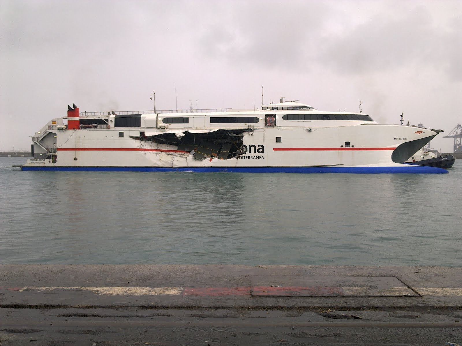 World Wide Ferries: Comienza la primera fase de la ...