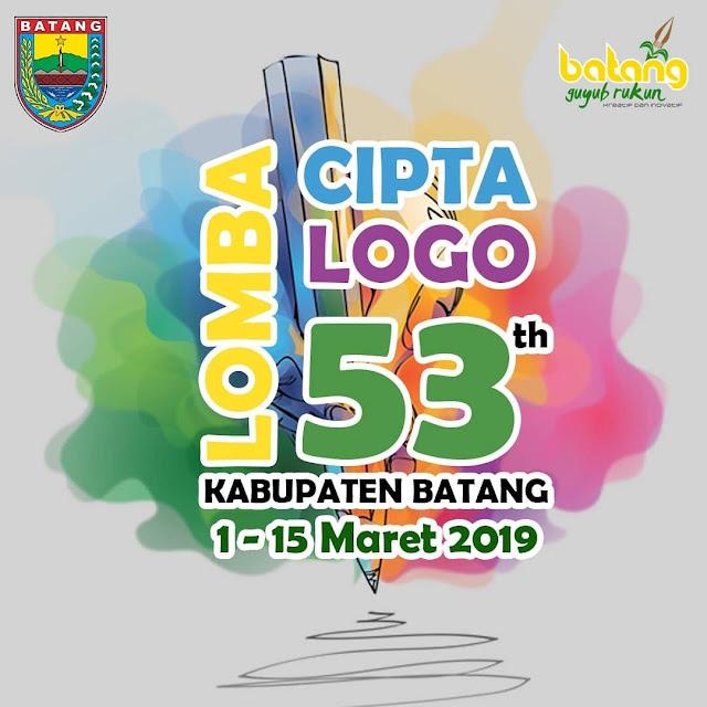 Logo Hut Kab Batang 53