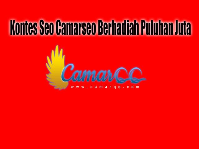 Kontes Seo Camarseo Berhadiah Puluhan Juta