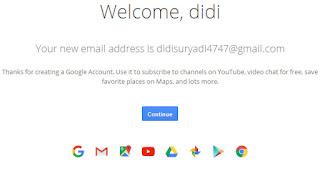 daftar email gmail