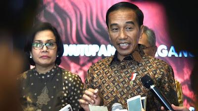 Presiden Jokowi: Selamat Berlibur Akhir Tahun, Sambut Tahun 2018 Dengan Semangat Baru