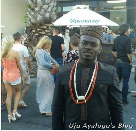 Nigerian Man Killed For Selling Drugs In South Africa (Graphic Photos)