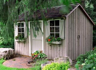 Садовый домик