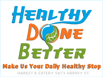 Healthy Done Better