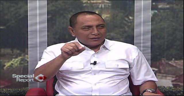 PilGubsu 2018: Edy Rahmayadi Akui Rela Tinggalkan TNI demi Membangun Sumut Lebih Baik