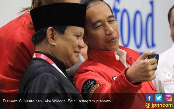 Ini Bocoran Visi Misi Jokowi dan Prabowo di Pilpres 2019