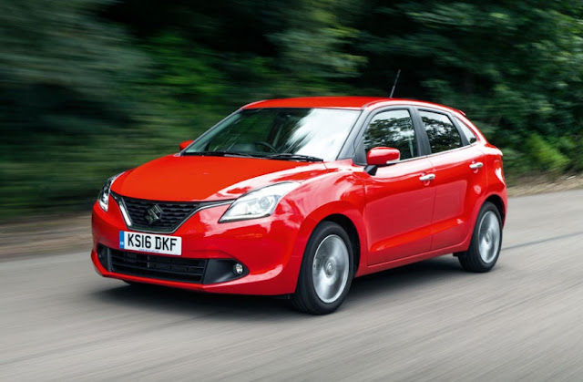 Most recent REVIEWS 2016 Suzuki Baleno Small however rich