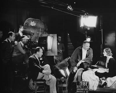 Joan Crawford detrás de las cámaras