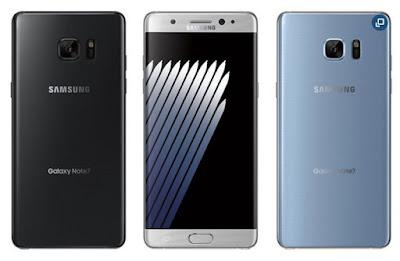 điện thoại Samsung galaxy note 7 có sử dụng 4G