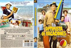 Carátula dvd:Un optimista de vacaciones