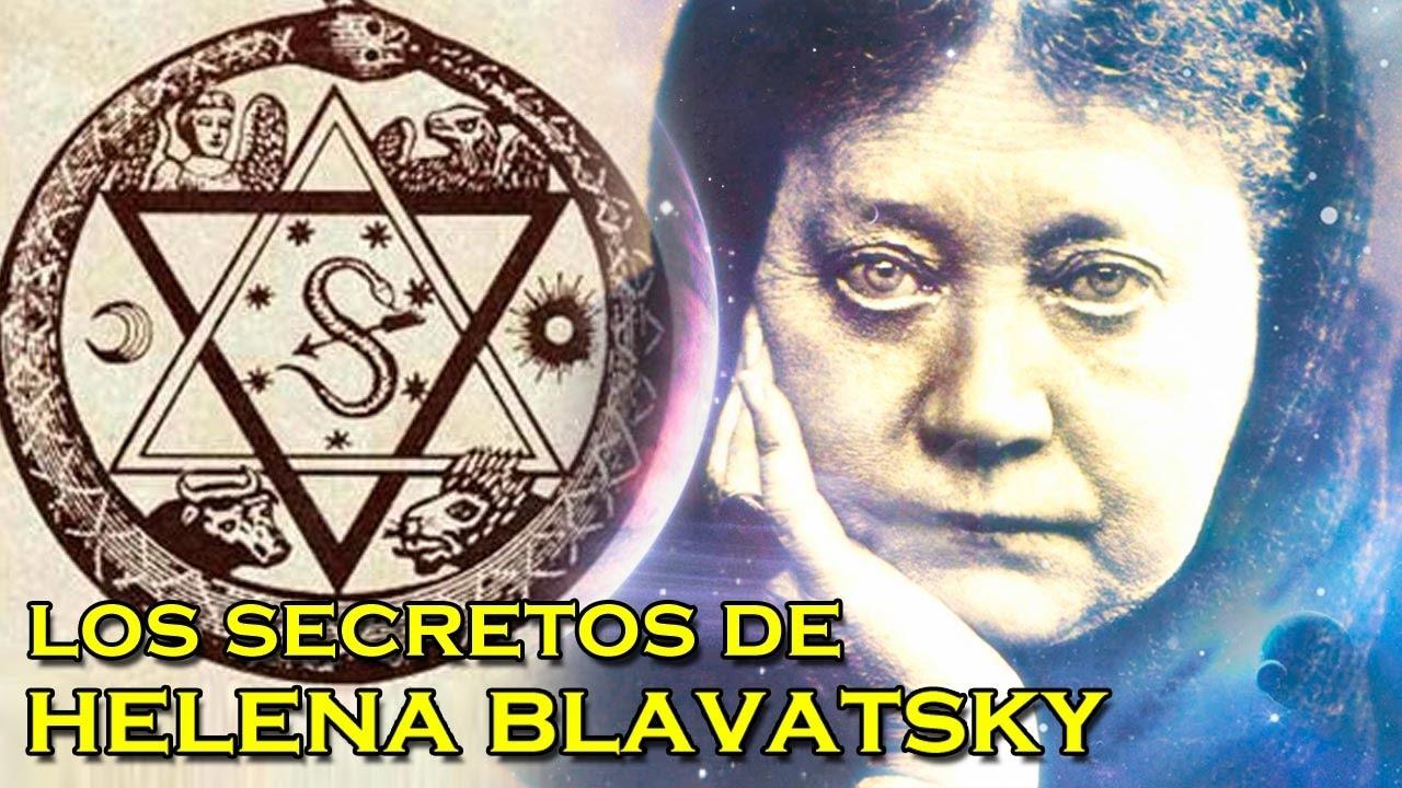Los Secretos de Helena Blavatsky, la creadora de la Teosofía
