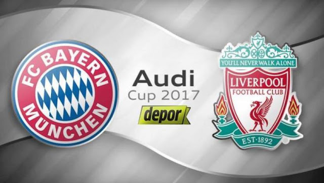 BAYERN MUNICH VS LIVERPOOL HIGHLIGHTS AND FULL MATCH