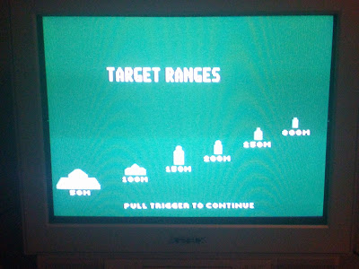 macs target distances screen