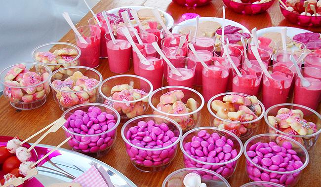 pink food, opening, geneva