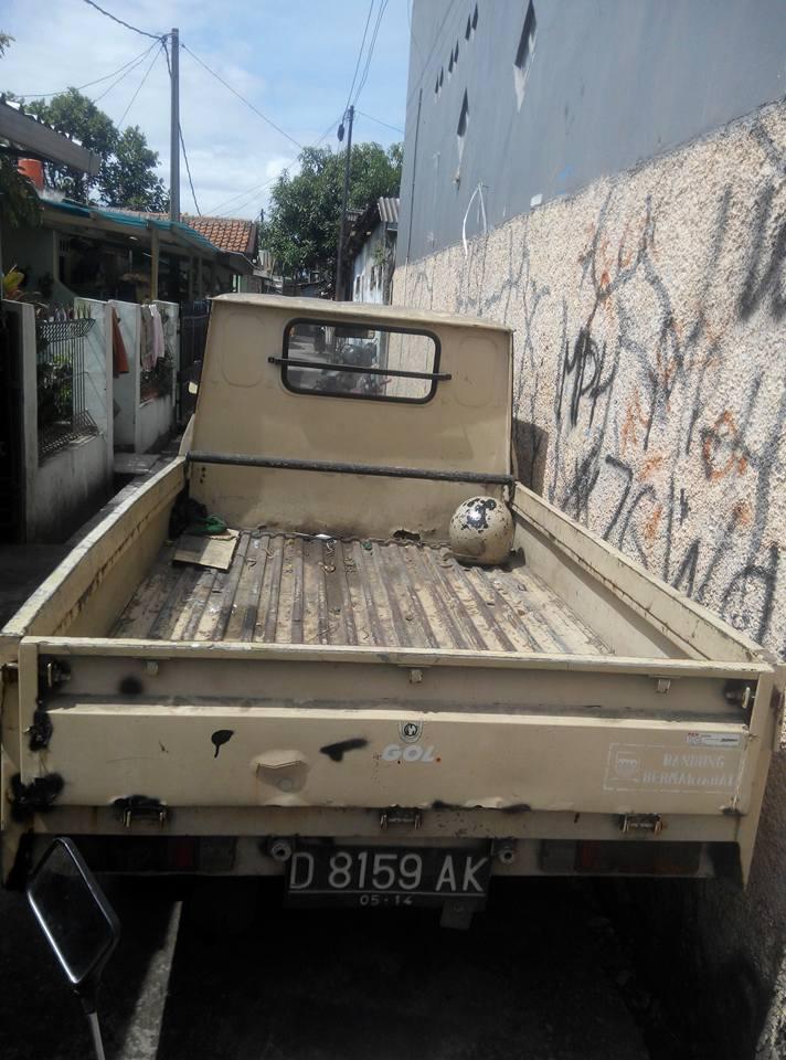 Jual Mobil Bekas Harga Dibawah 15 Juta Pickup Hijet 55 ...