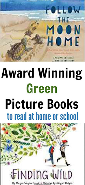Award Winning Green Picture Books