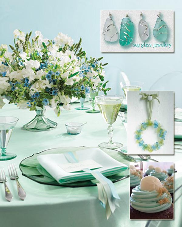 Seafoam Green Wedding Ideas: The Wedding Talk Blog For The Practical