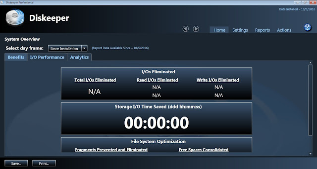 Diskeeper 16 Pro v19.0.1226