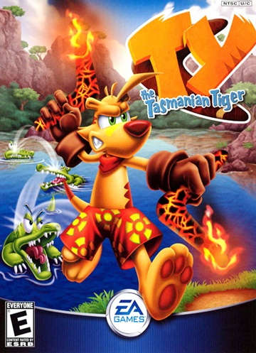 TY the Tasmanian Tiger (2016) PC Full Español