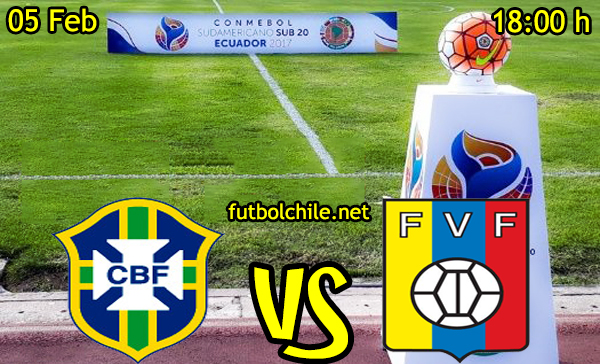 Ver stream hd youtube facebook movil android ios iphone table ipad windows mac linux resultado en vivo, online: Brasil vs Venezuela