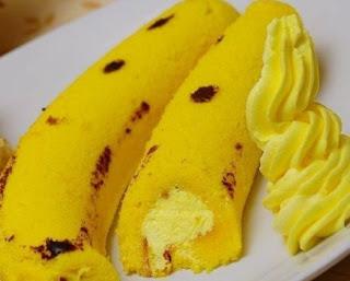 Resep dan Cara Membuat Tokyo Banana