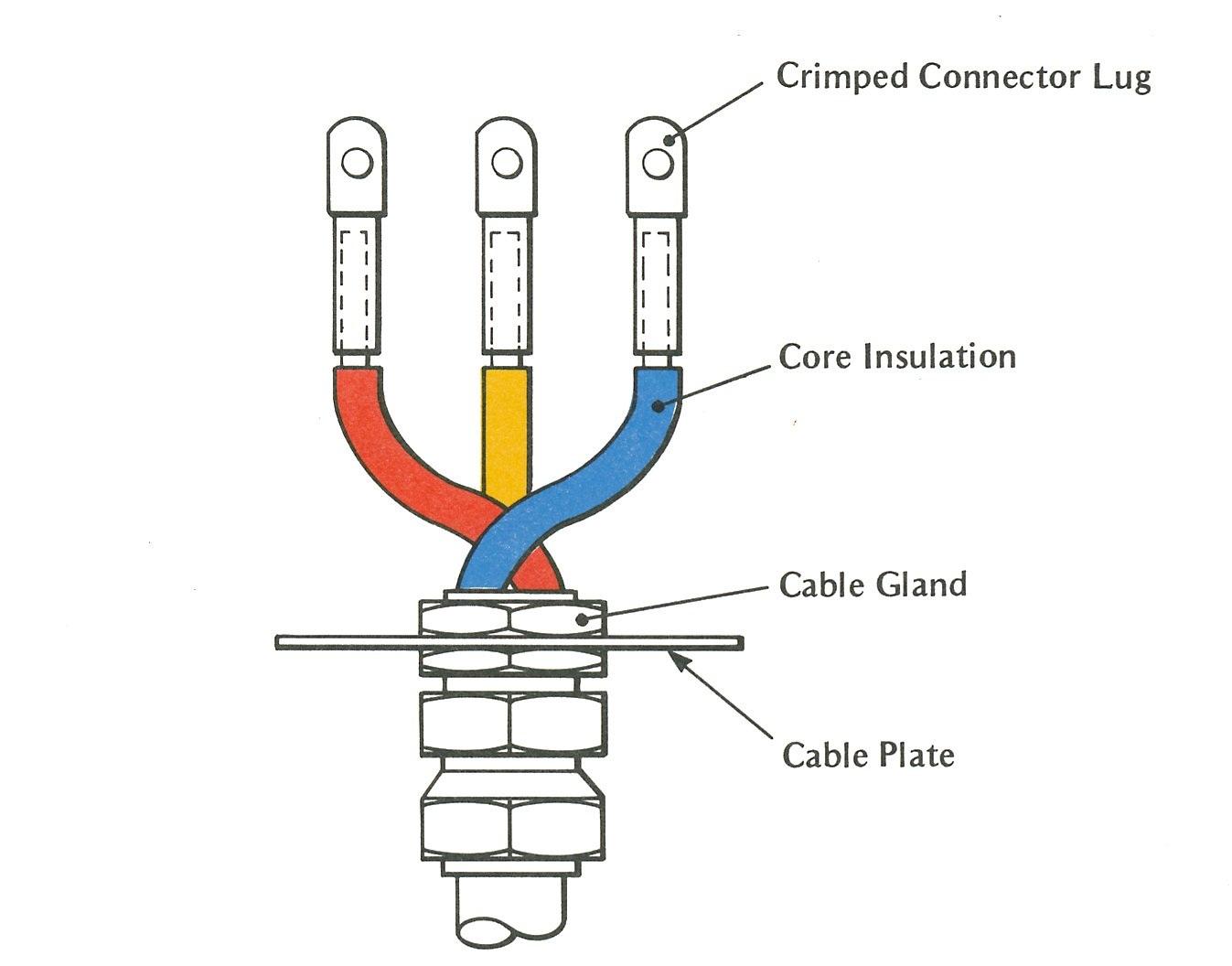 medium resolution of 6 lead motor wiring diagram 6 lead electric motor wiring shunt trip wiring emergency stop emergency