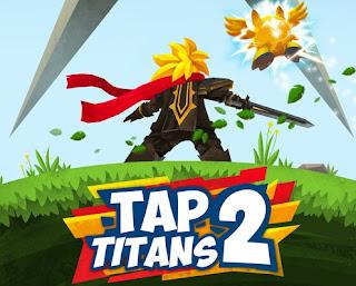 Tap Titans 2 Mod Apk download