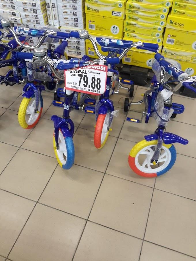 Basikal Murah untuk Budak