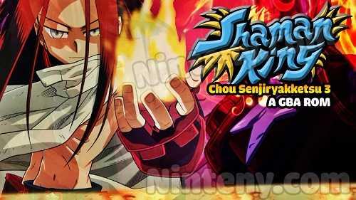 Shaman King: Chou Senjiryokketsu 3Home