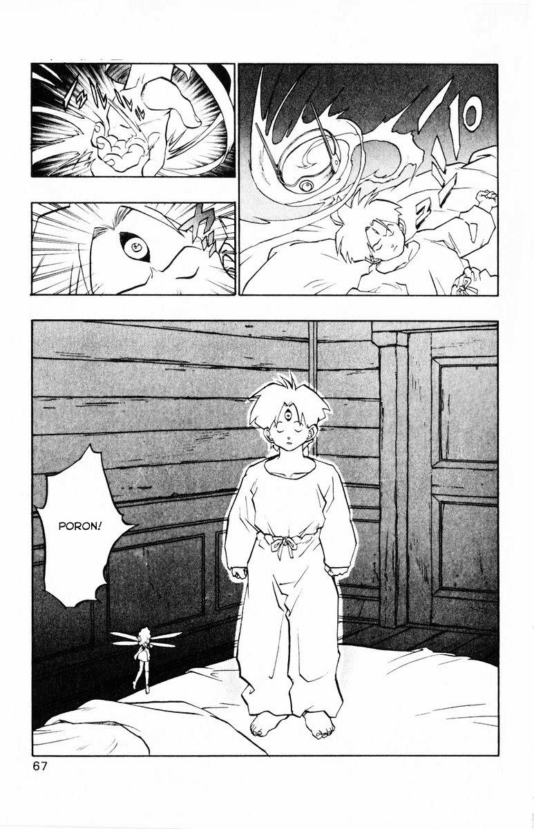 Dragon Quest: Emblem of Roto chap 35 trang 17