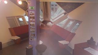 cube house interior rotterdam