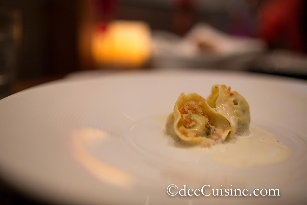 Wild Escargot Tortellini