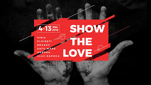 Sanctus Pro Deo: Turneu Show The Love 2018 in Romania