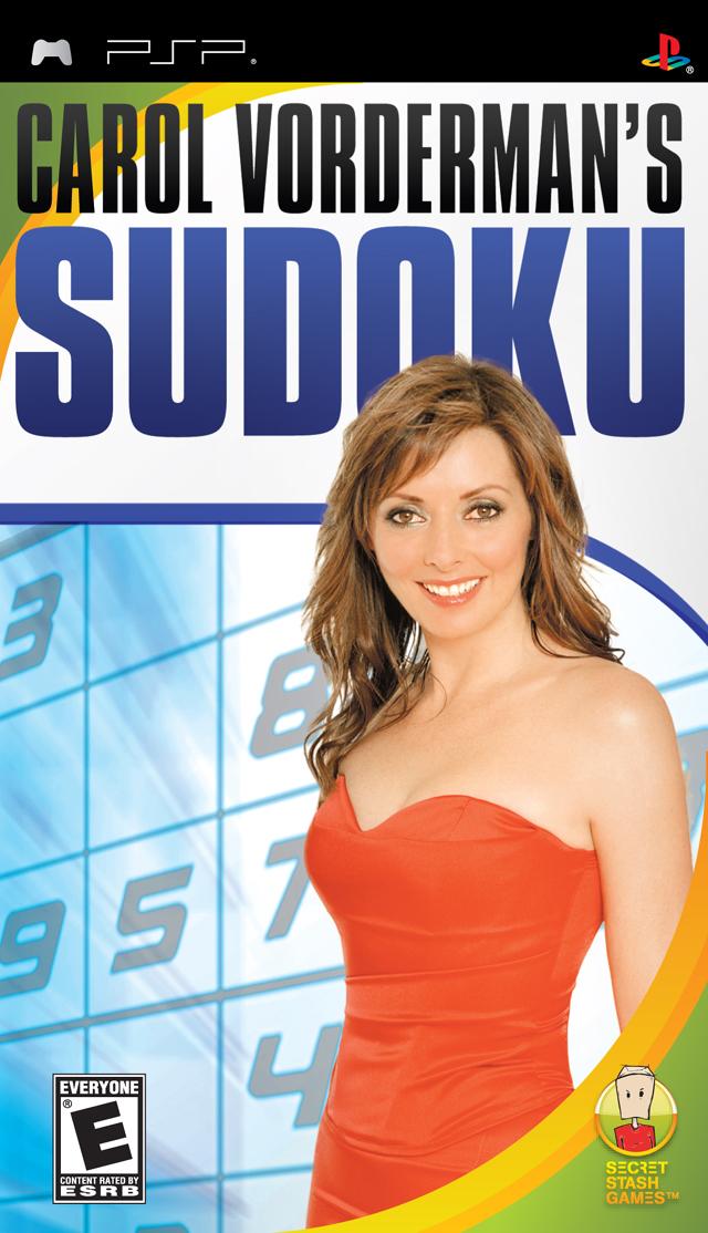 Carol Vordermans Sudoku - PSP - ISO Download