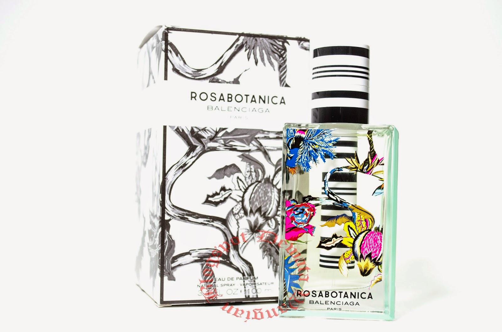 Balenciaga Rosabotanica Tester Perfume