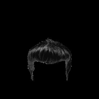 Real Hair PNG Zip File Free Download | HD Transperent Men ...