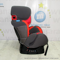 Convertible Car Seat CocoLatte CL888