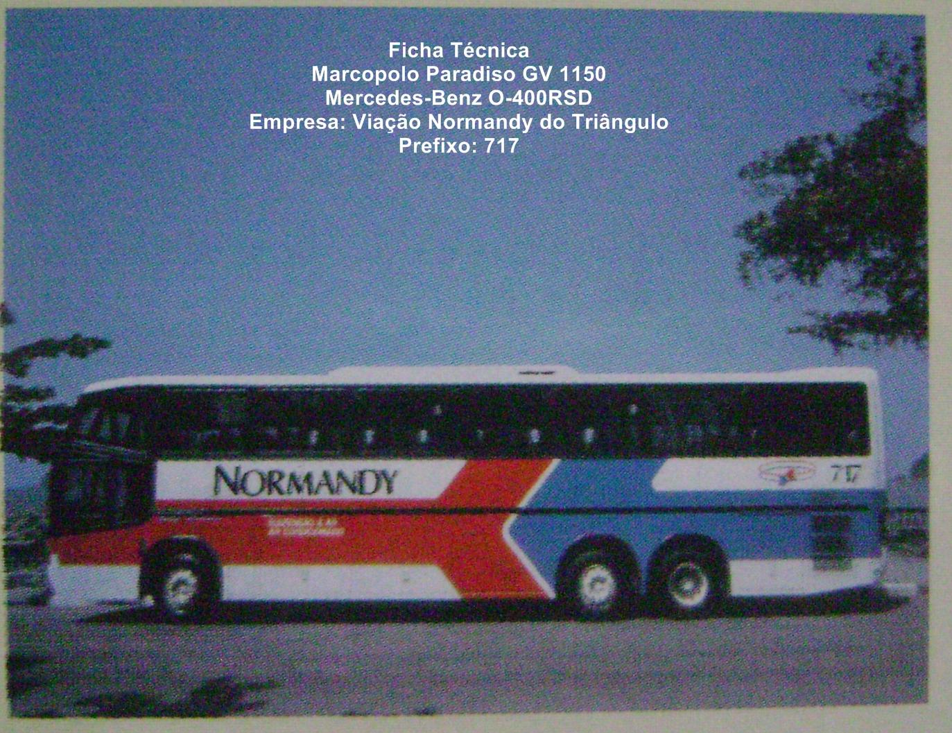 litoralbus normandy 717