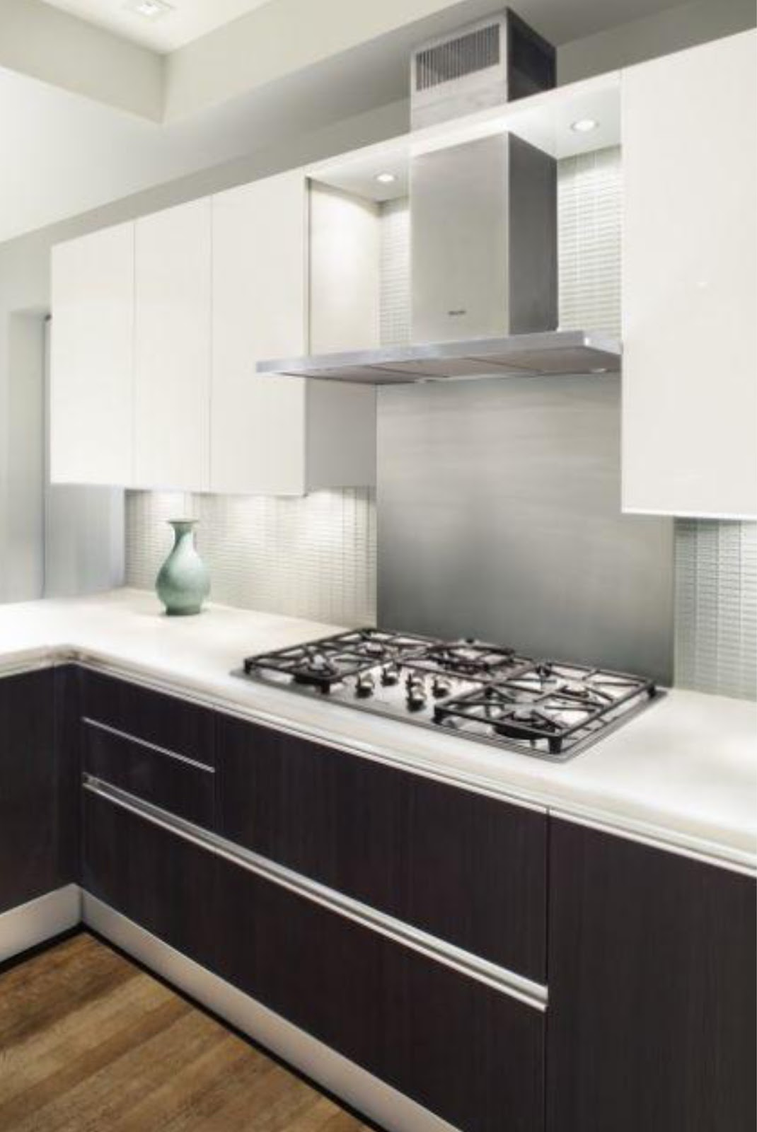 2 Tone Brown Kitchen Cabinets Simplifying Remodeling Two Tone Cabinet Finishes Double